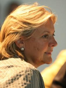 Adele Tellarini, responsabile dell'Associazione San Giuseppe e Santa Rita
