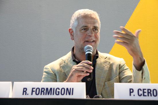 Roberto Formigoni presenta il libro