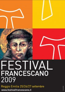 Il Festival Francescano a Reggio Emilia