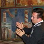 Cotignola (RA), inaugurazione - Don Tiziano Zoli