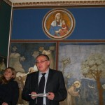 Cotignola (RA), inaugurazione - Eugenio Dal Pane, direttore editoriale di Itaca
