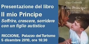 Presentazione del libro di Gina Codovilli a Riccione