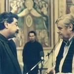 con Sergio Endrigo