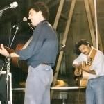 con Massimo Bubola