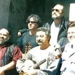 con Francesco Di Giacomo, Michele Ascolese, Eugenio Finardi, Paolo Galassi