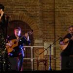 con Ana Moura e Jorge Fernando