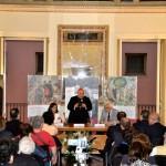 Palermo - La presentazione con l'Arcivescovo Card. Paolo Romeo e Sandro Chierici