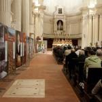 Imola - Un momento della presentazione a Sant'Agostino