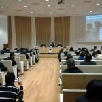 Olbia, Museo Archeologico - L'incontro di presentazione della mostra