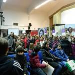 """Sassari - La mostra """"invasa"""" dai bambini!"""