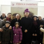 Acireale - Foto di gruppo con il Vescovo, S.E. Mons. Antonino Raspanti