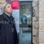 Benevento, inaugurazione - L'Arcivescovo Mons. Andrea Mugione