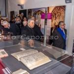 Benevento, inaugurazione - La prima visita guidata