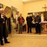 Biassono (MB) - L'inaugurazione nella Chiesetta di San Francesco