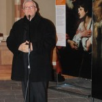 Caldiero (VR) - Il saluto di Mons. Roberto Tebaldi, Vicario per la Pastorale