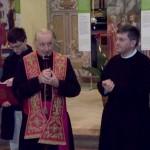 Gorla Maggiore (VA), inaugurazione - Mons. Giampaolo Citterio, vicario episcopale
