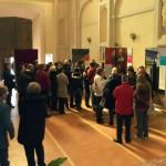 Gorla Maggiore (VA) - Il pubblico intervenuto all'inaugurazione