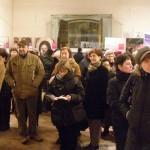 Melzo (MI) - Dopo la presentazione, la visita guidata alla mostra