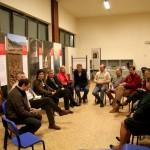 Sovico (MB) - L'incontro degli organizzatori al termine dei tre allestimenti di Biassono, Macherio e Sovico