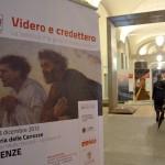 Firenze - Uno scorcio dell'allestimento a Palazzo Medici Riccardi