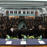 Taranto, Concattedrale - L'incontro di presentazione