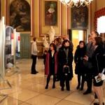 Taranto - La visita del prefetto, dott. Claudio Sammartino, e del questore, dott. Enzo Giuseppe Mangini