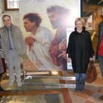 Legnano - Foto di gruppo degli organizzatori