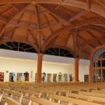 Alcamo (TP) - L'allestimento nella Parrocchia Gesù Cristo Redentore