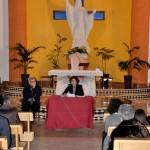 Alcamo (TP) - L'incontro di presentazione con Maria Concetta Buttà, coordinatrice della mostra per la Sicilia