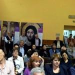 Bellizzi (SA) - Il pubblico intervenuto alla presentazione