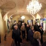 Borgosotto di Montichiari (BS) - La visita alla mostra appena inaugurata