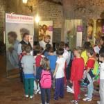 Borgosotto di Montichiari (BS) - Visita di una classe di catechismo