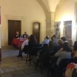 Siracusa - L'incontro di presentazione con don Andrea Bellandi