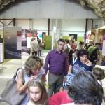 Milano, Centro Rosetum - L'ingresso della mostra