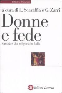 Donne e fede - Clicca per visualizzare la scheda dettagliata del libro