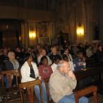 Sarzano (RO) - Il pubblico intervenuto alla presentazione