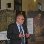 Sarzano (RO), presentazione - Eugenio Dal Pane, curatore della mostra