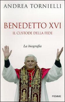Benedetto XVI. Il custode della fede - Clicca per visualizzare la scheda dettagliata del libro