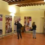 Firenze, Opera di S. Maria del Fiore - L'allestimento