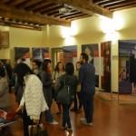 Firenze, Opera di S. Maria del Fiore - Un gruppo di visitatori
