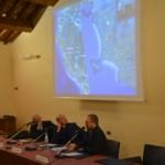 Firenze, Sala Brunelleschi, presentazione - Don Giovanni Paccosi racconta l'esperienza della mostra in Perù