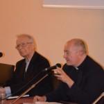 Firenze, Sala Brunelleschi, presentazione - Don Andrea Bellandi, curatore della mostra