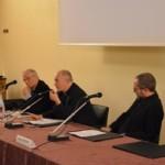 Firenze, Sala Brunelleschi, presentazione - L'intervento di don Andrea Bellandi