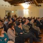 Firenze, Sala Brunelleschi - L'incontro di presentazione