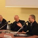 Firenze, Sala Brunelleschi, presentazione - Don Giovanni Paccosi, docente presso l'Università Sedes Sapientiae di Lima