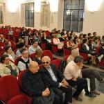 Salerno - Il pubblico intervenuto all'incontro di presentazione