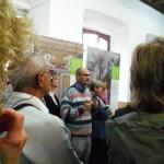 Bizzozero di Varese - La visita guidata in occasione dell'inaugurazione