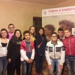 Frosinone - Visita con foto di gruppo