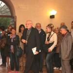 Frosinone - L'arrivo del vescovo di Frosinone, S.E. Mons. Ambrogio Spreafico
