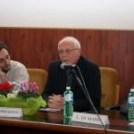 Frosinone, presentazione - L'intervento di S.E. Mons. Ambrogio Spreafico, Vescovo di Frosinone-Veroli-Ferentino